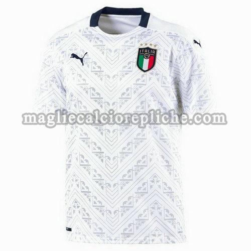 seconda divisa maglie calcio italia 2020