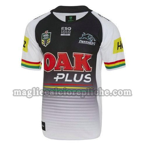 seconda maglie rugby calcio penrith panthers 2018 bianco